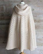 Long Hooded Cape Crochet Pattern http://www.maggiescrochet.com/long-hooded-cape-crochet-pattern-p-2796.html#.UfrXcKxtP6J