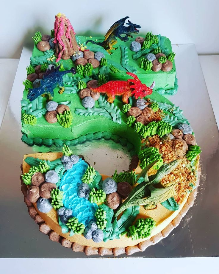 I Swear In The Age Of Dinosaurs World Was Not Flat Or Roundit Shaped Like A Number 5 Super Cute Cake Baking Cairns Fnq Fnqlocal