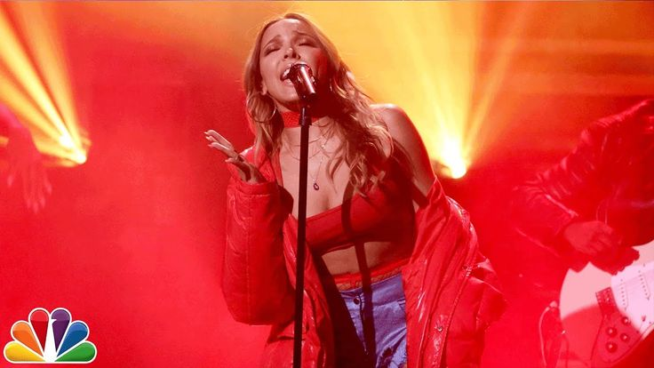 """New post on Getmybuzzup- Tinashe Performs """"Flame"""" Live on Fallon [Video]- http://getmybuzzup.com/?p=744990- Please Share"""
