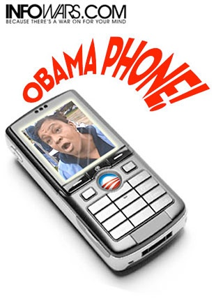 Obama Phone Lady Comes To Texas