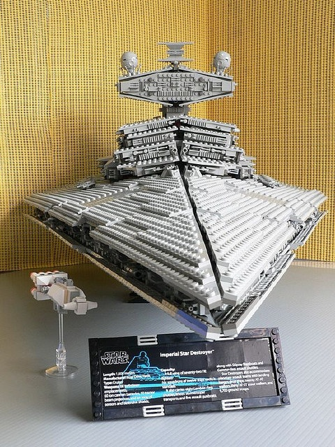 lego ucs star destroyer instructions