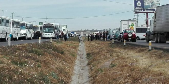#DESTACADAS:  Liberan la México-Pachuca tras bloqueo por aumento en las casetas - Criterio Hidalgo