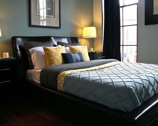 Contemporary Bedroom Master Bedroom Design, Pictures, Remodel, Decor and Ideas - page 21