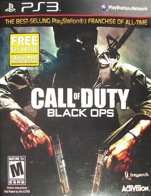 Call of Duty: Black Ops II Greatest Hits (Sony PlayStation 3