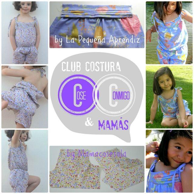 Collage CC club costura&mamás by pequeño
