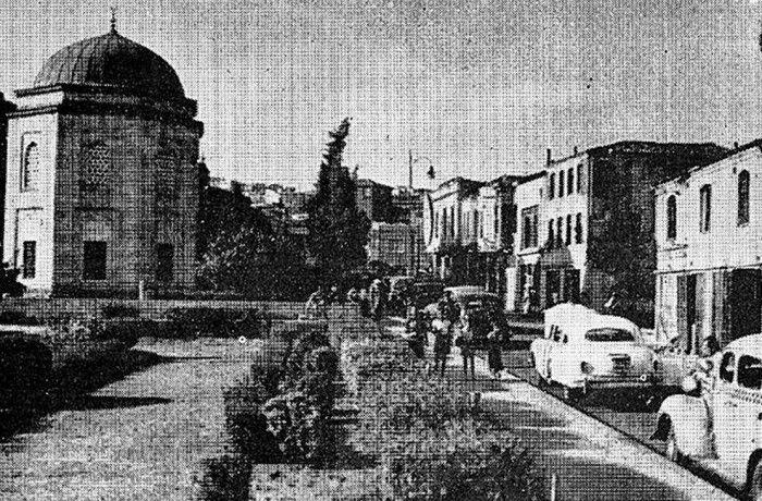 Besiktas Meydanı
