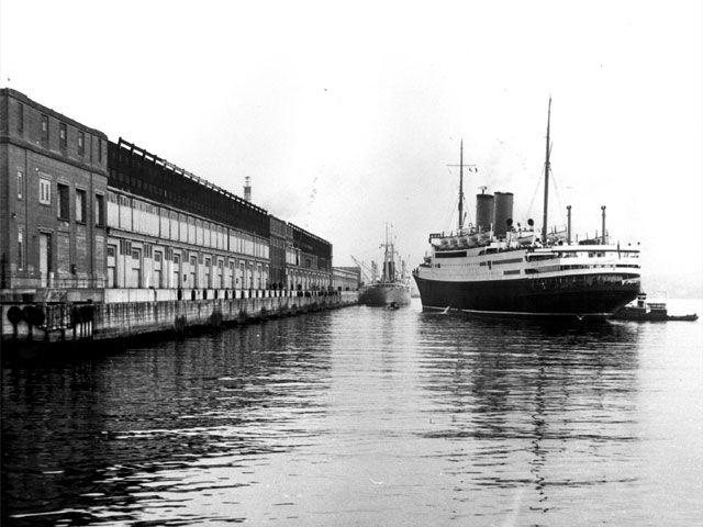 Pier 21 immigrant museum Halifax