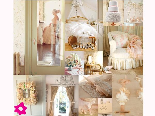 8 combinações de cores românticas para a decoração do casamento ~ Blog da Mari