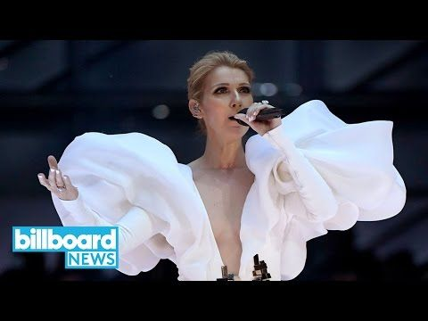 (314) Celine Dion's 2017 BBMAs 'My Heart Will Go On' Performance Will Give You the Feels | Billboard News - YouTube