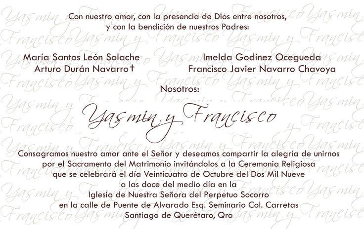 Invitacion De Casamiento Frases Para Mandar Por Mensaje 7 HD Wallpapers
