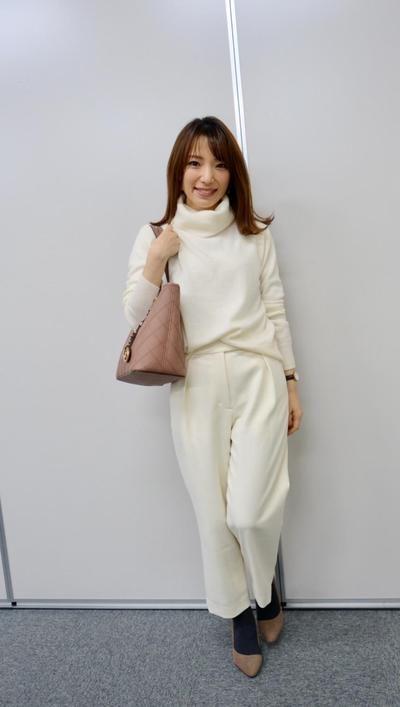 働く女のリアル通勤私服公開食品商社勤務松村ひとみさん