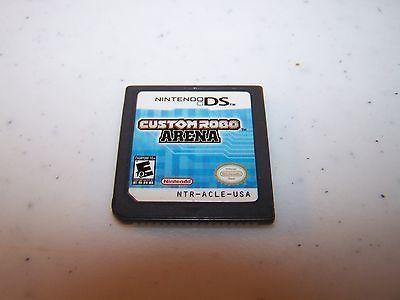 Custom Robo Arena (Nintendo DS) Lite DSi XL 3DS 2DS Game
