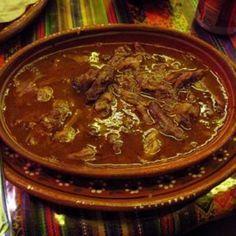 Birria de res estilo guadalajara.  [ MexicanConnexionForTile.com ] #food #Talavera #handmade