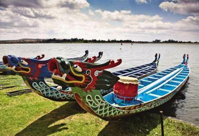 Potchefstroom Dragon boats vir Kansa