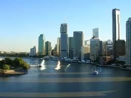 Brisbane city view