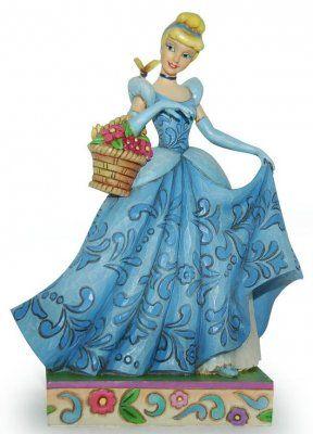 'Spring Romance' - Cinderella (Jim Shore)