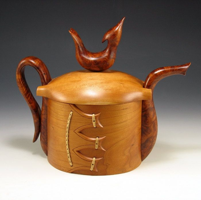 Decorative Teapot | Woods