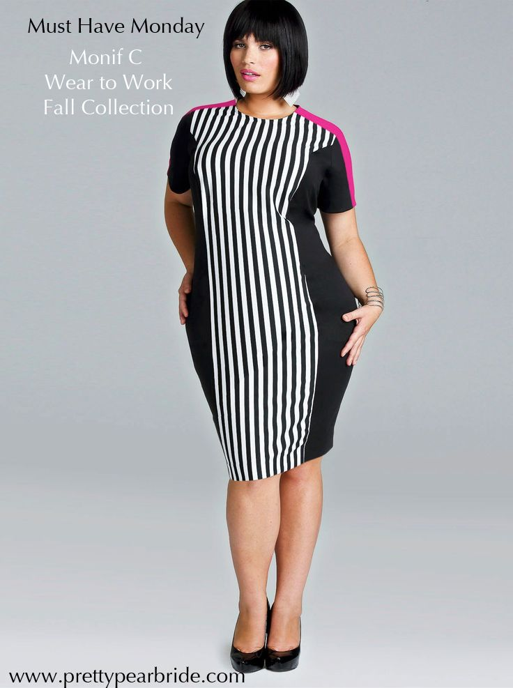 """{Must Have Monday} Monif C """"Wear to Work"""" Collection   Pretty Pear Bride"""