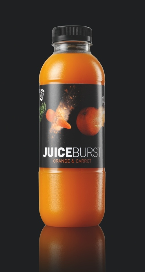JuiceBurst Orange & Carrot