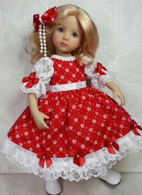 Clothes for Little Darlings and some other dolls of 13″ height Shown below are some of my designsto fitLittle Darling, a doll created bythe very talented Dianna Effner. The outfits marked…
