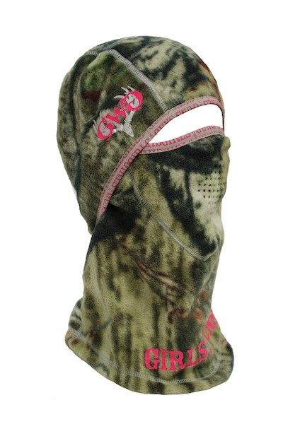 GWG Head Cover - Mossy Oak Break Up Infinity - 100% Polyester with Zeobond Scent Control Technology - Wind-Resistant - Soft, Comfortable Microfleece Item# BMOI-OS
