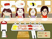 Sushi Oishi - Juegos Cocina