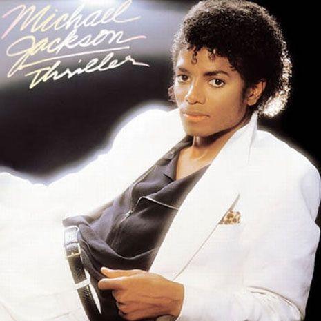 Thriller 1982 The Girl Is Mine Billie Jean Beat It Wanna