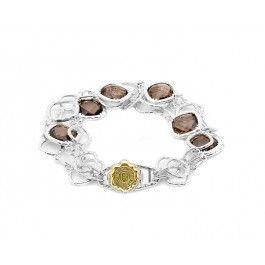 18 ctw smokey quartz Tacori Truffle Sb11517 Bracelet
