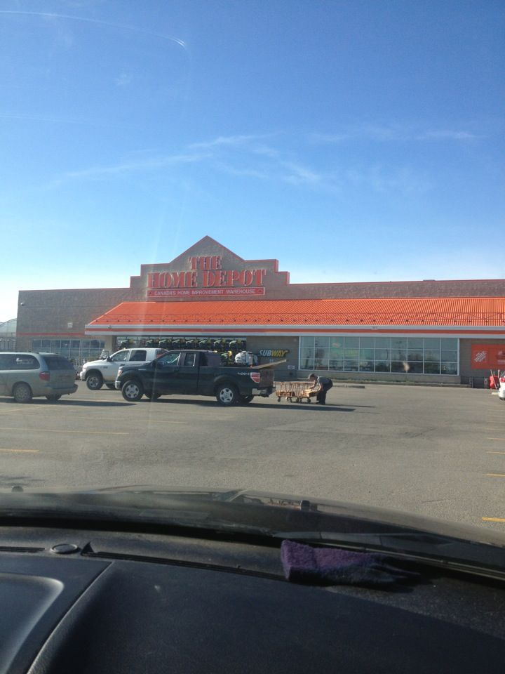 The Home Depot in Saskatoon, SK