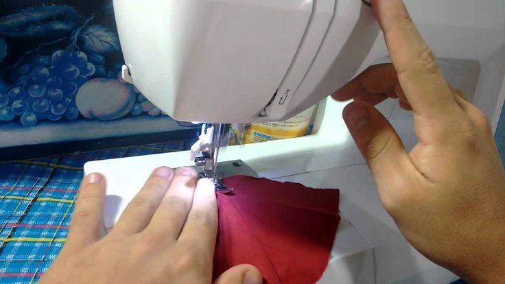 Como Fazer Acabamento Sem Overloque #Dica de Costura com Jonatas Verly