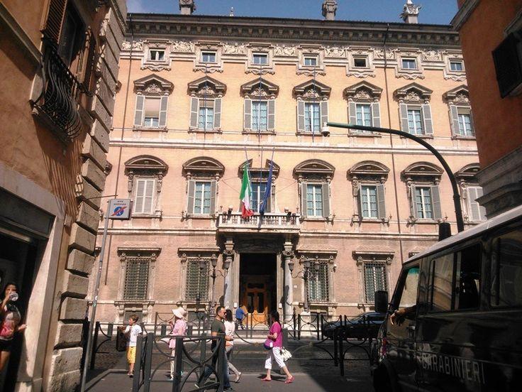 Palazzo Madama. Рим
