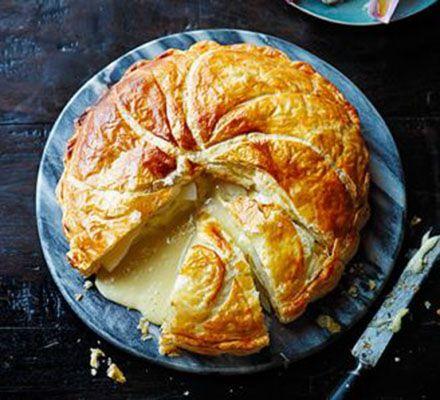 Vegetarian Sunday roast recipes - Melty cheese & potato pie