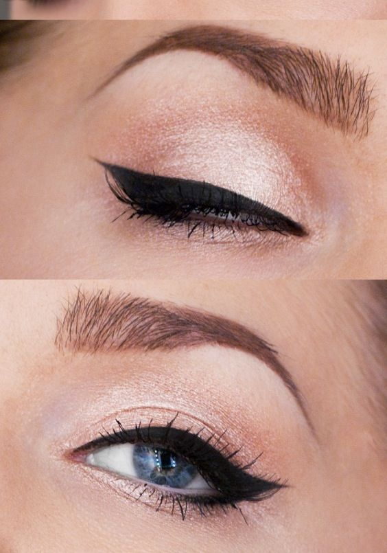 Love The Cat-Eye Eyeliner Trick!