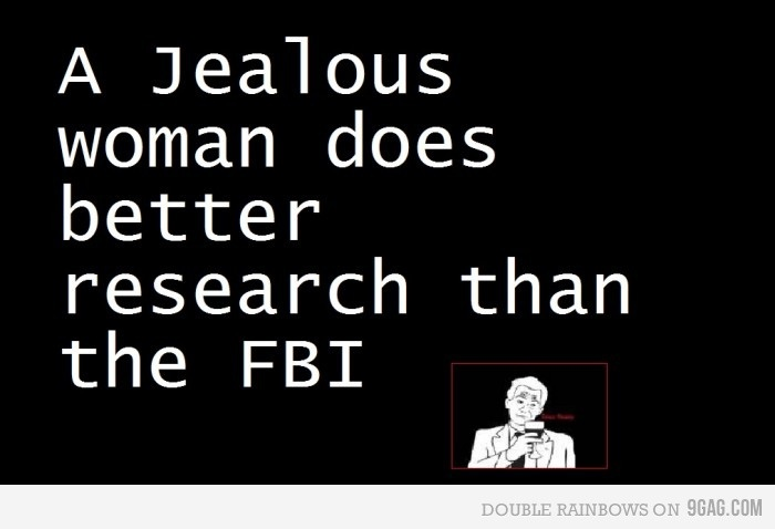 "@Hilary Morrow...minus the jealous part...she just does good ""research"""