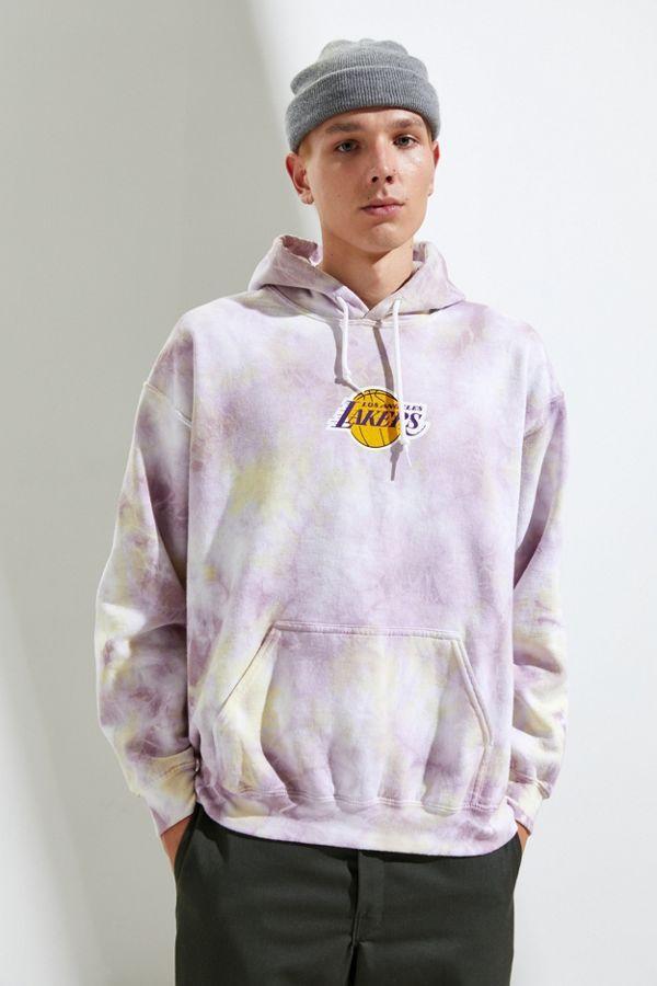 Los Angeles Lakers Tie Dye Hoodie Sweatshirt Tie Dye Hoodie Sweatshirts Hoodie Sweatshirts