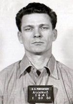 Frank Lee Morris (September 1, 1926 – missing since June 11, 1962) was an American criminal who attempted an escape from Alcatraz prison in June 1962 and was never seen or heard from again