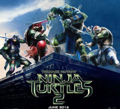 filme jocuri noutati: Teenage Mutant Ninja Turtles 2