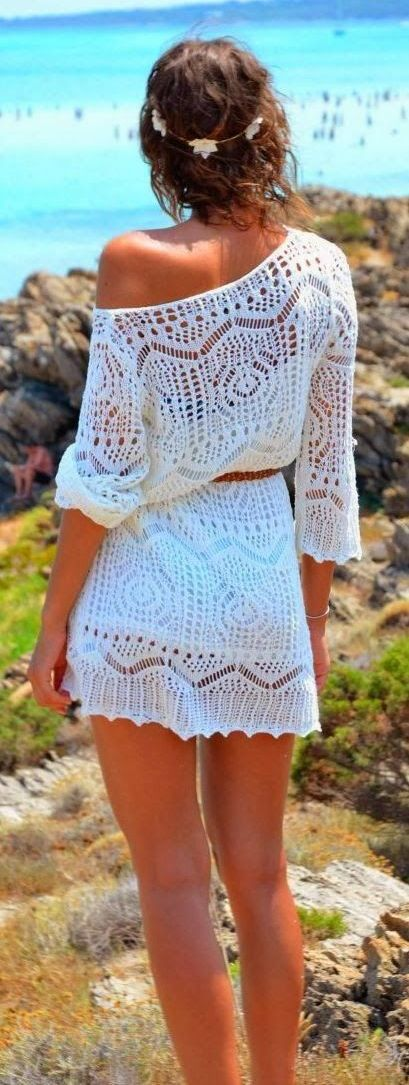 This would be a cute summer outfit I think or for my honeymoon