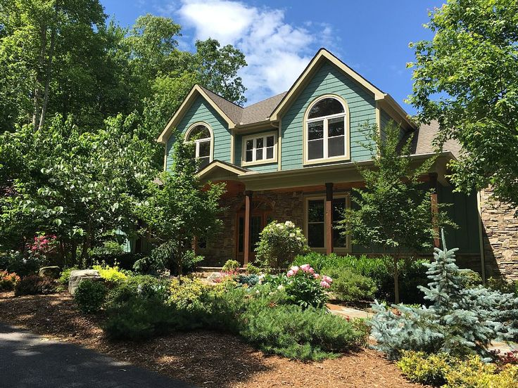 House vacation rental in Brevard, NC, USA from