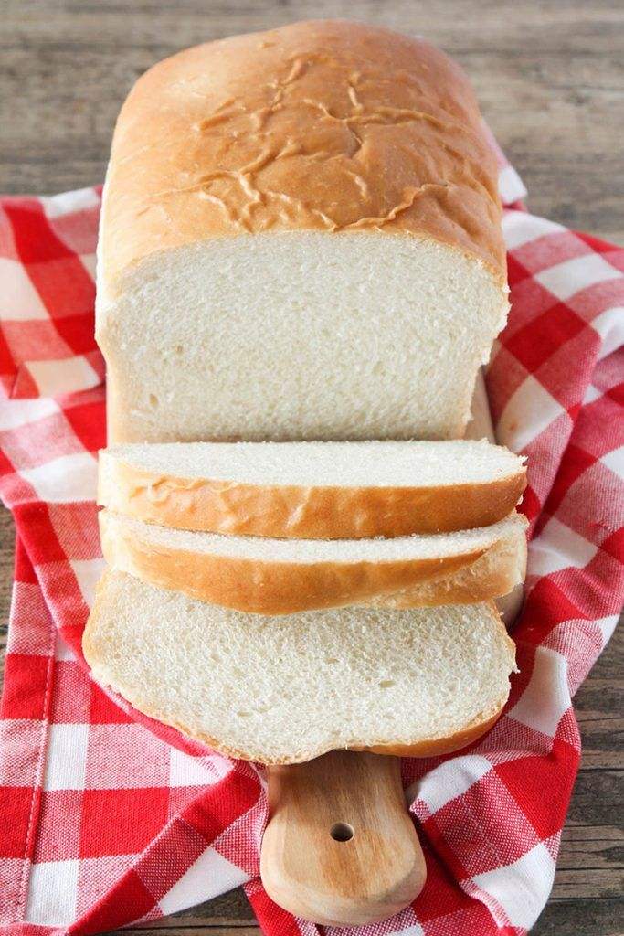 Basic Homemade Bread recipe