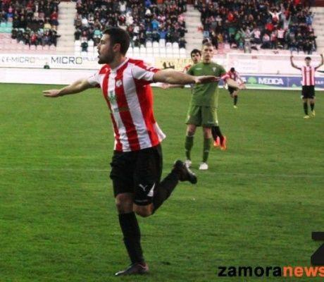 El Zamora vuelta alto y ya piensa en los puestos de Copa del Rey (2-0)