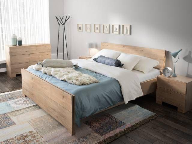 Ledikant Eden Van Karel Mintjens Droomvlucht Slaapcomfort Ledikant Houten Bed Interieur Slaapkamer