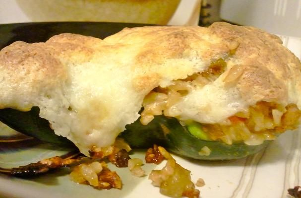 Baked Chile Relleno Recipes | Foodista | Recipes, Cooking Tips, and Food News | Baked Chili Rellenos