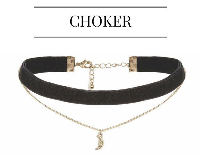 Myśli Miki: CHOKER, jakim symbolem jest dla was ? trend choker, symbol, blog post