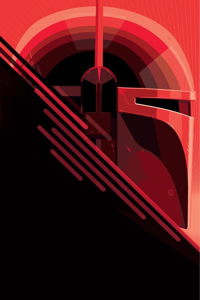 Star Wars Celebration Concept Designs by Craig Drake