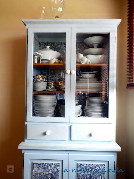 17 mejores im genes sobre restaurar muebles antiguos en - Restaurar muebles vintage ...