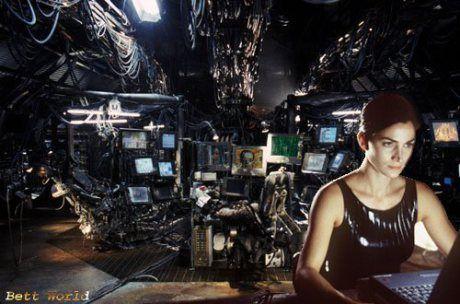 Nebuchadnezzar Matrix Spaceships Time Travel And Travel