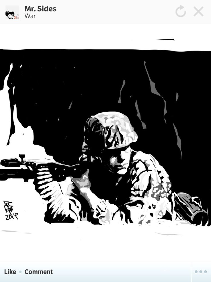 Waffen SS machine gunner. Reference was a WWII reenactment picture.