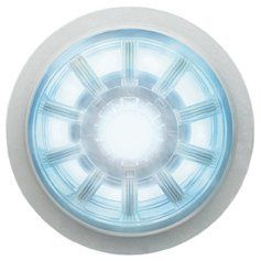 Iron Man 2 (2010) Movie - Arc Reactor Glow Accessory @ niftywarehouse.com #NiftyWarehouse #IronMan #Iron-man #Marvel #Avengers #TheAvengers #ComicBooks #Movies