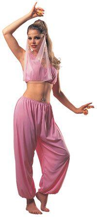 Adult Arabian Princess Costume